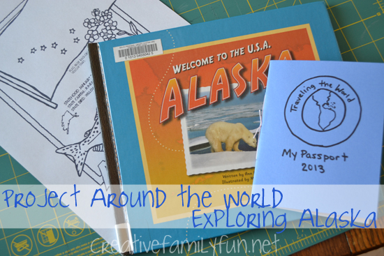 Project Around the World: Exploring Alaska