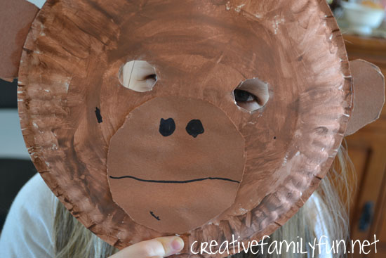 All About Monkeys: A Learning Basket