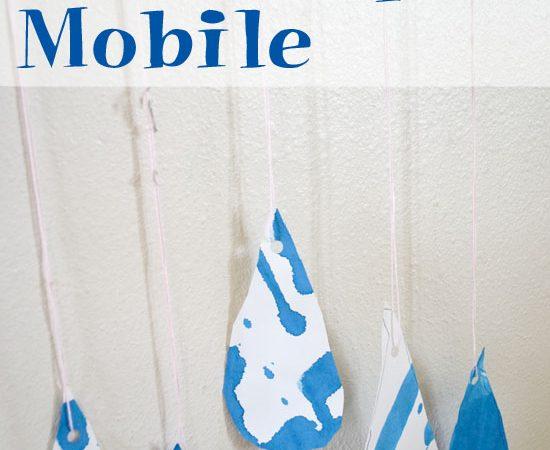 Raindrop Mobiles