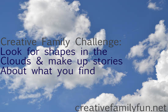 Creative Family Challenges