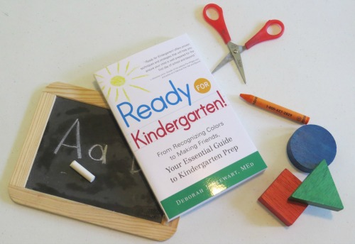 Ready for Kindergarten Book Study: Name Recognition