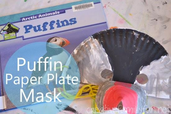 Puffin Masks