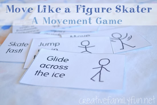 Move Like a Figure Skater