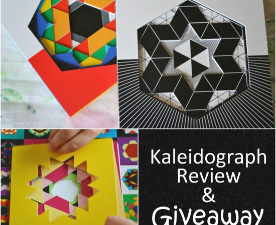 Kaleidograph Review and Giveaway – Now Closed