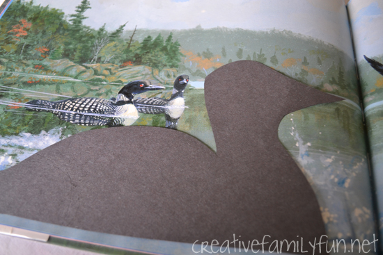 Learn about Minnesota, its 10,000 lakes, and its state bird when you make this fun loon craft while you craft through all 50 states.