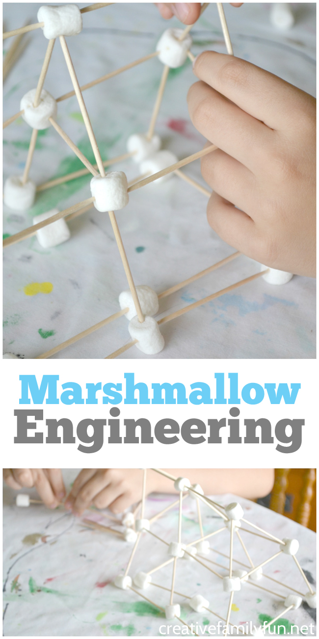 graphic about Building With Toothpicks and Marshmallows Printable identify Marshmallow Technology STEAM Designing Trouble - Resourceful