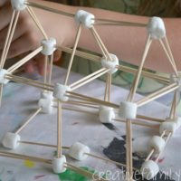 Marshmallow Engineering STEAM Building Challenge