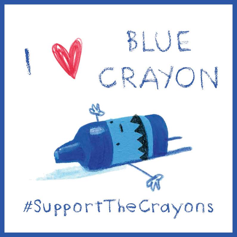 Crayon Transfer Library Totes Creative Family Fun