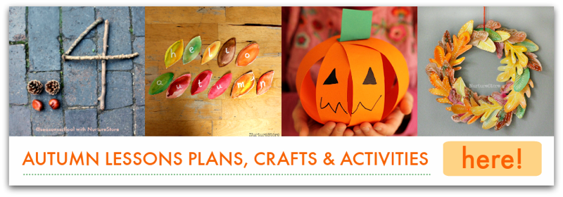 Fall Craft And Activities For School Aged Children
