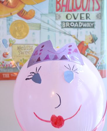 Balloons over Broadway: Book and Craft
