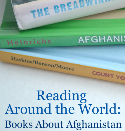 Reading Around the World: Books About Afghanistan