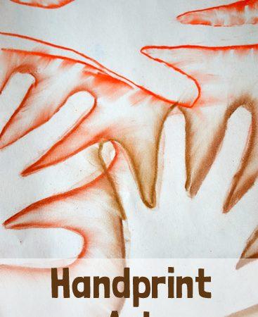 Handprint Art: Exploring Argentina Through Art