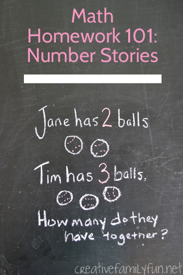 What is a number story? Find out all about this math concept for early elementary kids, why it's important, and how you can practice number stories at home.