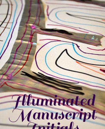 Illuminated Manuscript Initials: Exploring Armenia Through Art