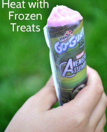 Beat the Heat With Frozen Treats