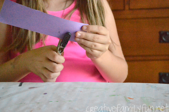Exercise your fine motor skills when you make this fun hole-punched bookmark craft for kids. Personalize them with your favorite color combinations.