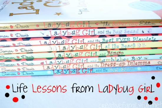 Life Lessons from Ladybug Girl