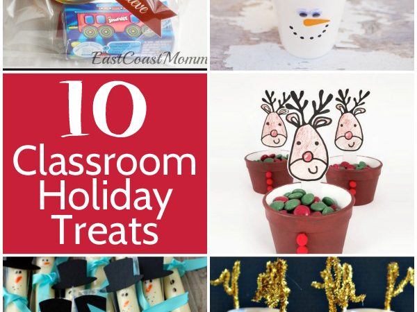 Classroom Treats for Holiday Parties