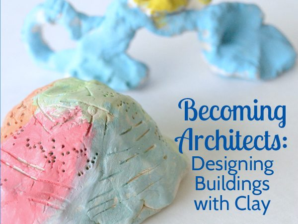 Becoming Architects: Art Project Inspired by the Buildings of Azerbaijan