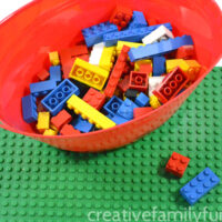 Pick Two - A Fun LEGO Math Game