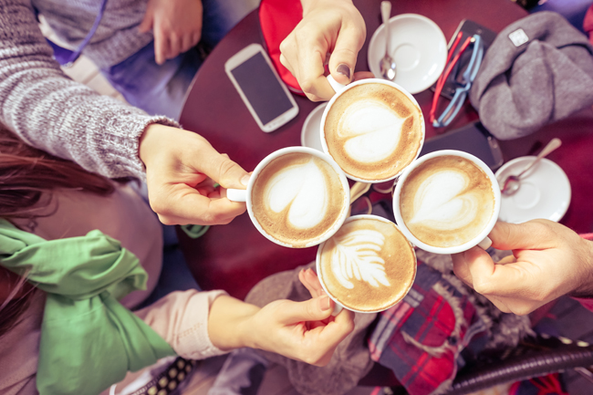 A New Place to Hang Out: The Parent's Coffee House