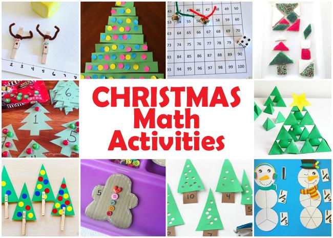 Christmas Math.Fun Christmas Math Activities For Kids Creative Family Fun