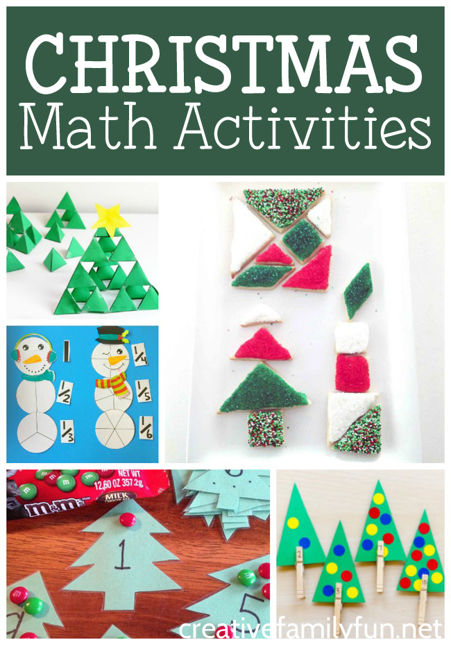 d367add1d Fun Christmas Math Activities for Kids - Creative Family Fun