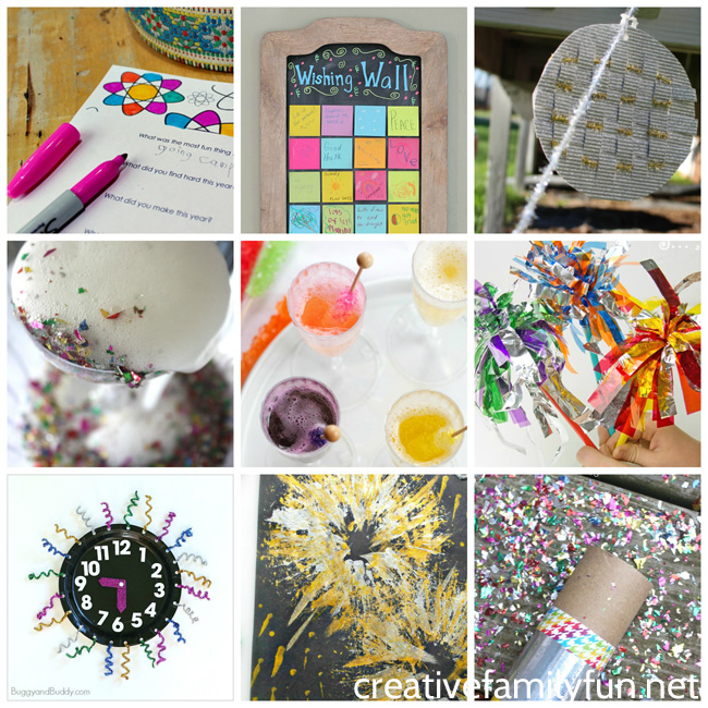 10 Fun Ways to Celebrate New Year's Eve with Kids