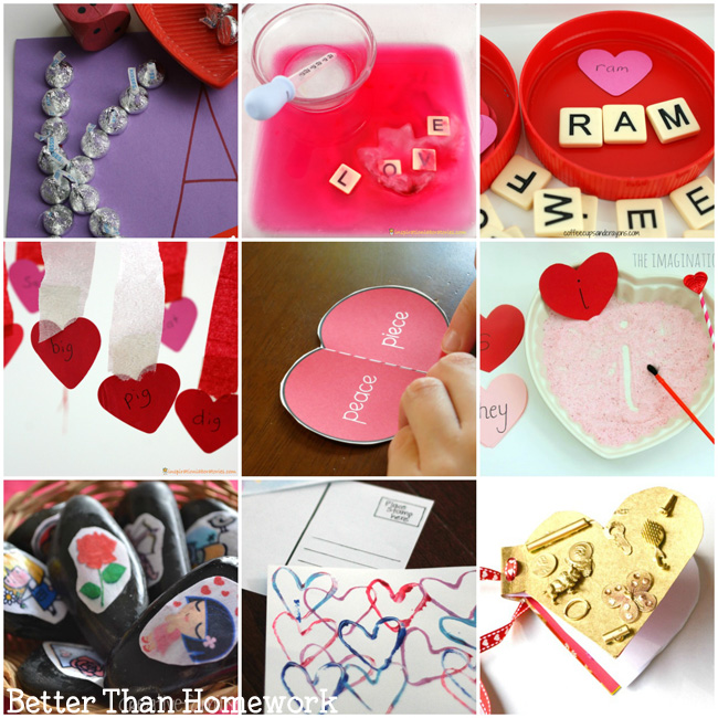 Practice reading and writing with one of these fun Valentine's Day literacy activities perfect for kids in kindergarten through fifth grade.