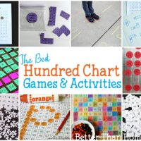 Fun Hundred Chart Games and Activities - Creative Family Fun