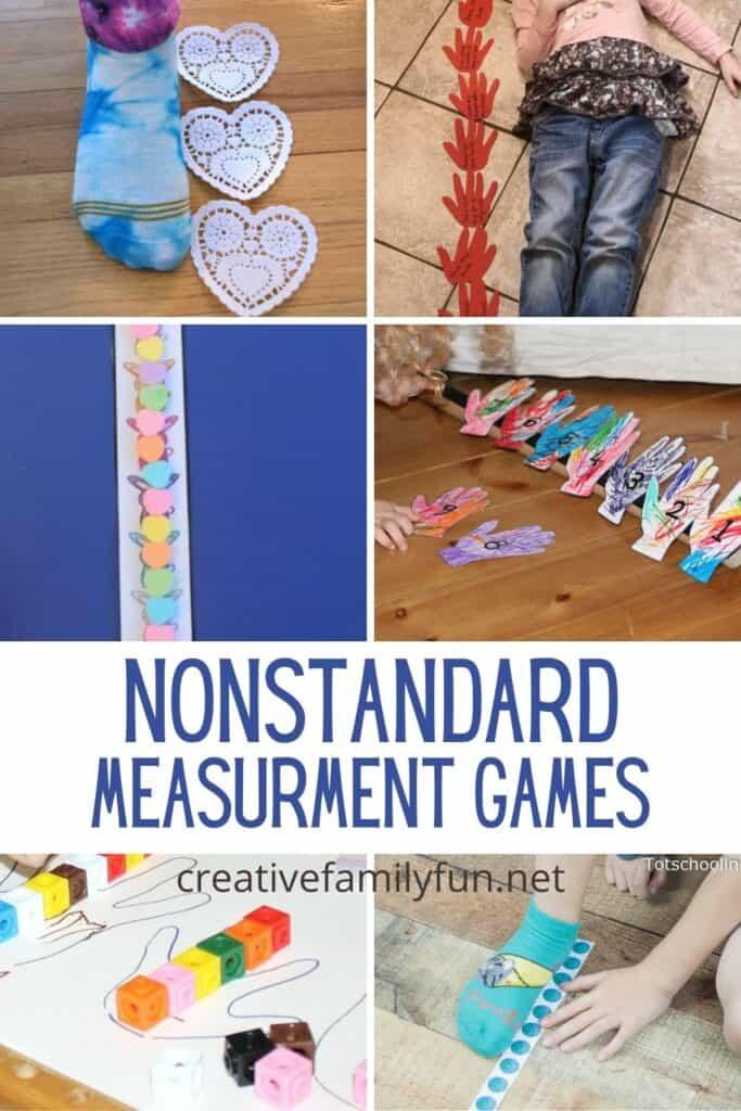Nonstandard Measurement Games