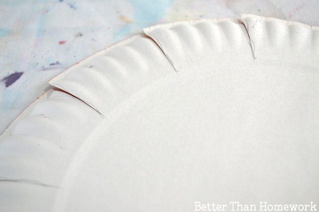 Have fun practicing your multiplication facts with this simple DIY Paper Plate Multiplication Practice Activity. They're easy to make and fun to pick up time and time again for math facts practice.