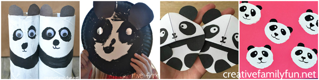 Your kids will love making one of all of these cutest panda crafts for kids. Grab the craft supplies and have some fun with these simple crafts.