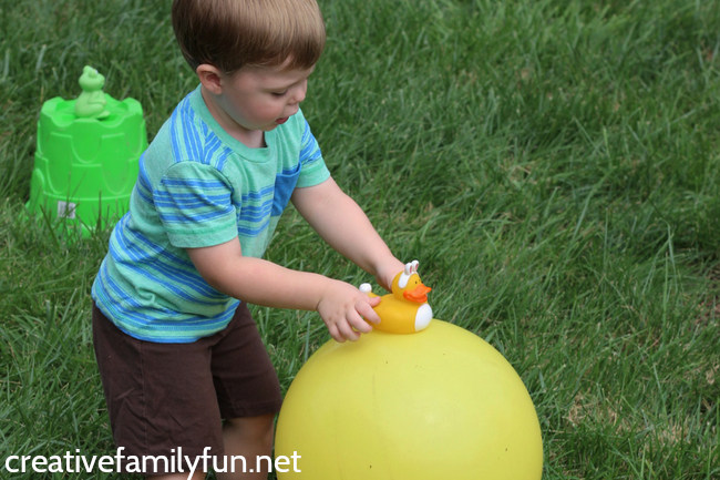 Get your little ones moving with this fun Backyard Color Match Movement Game for Toddlers. They'll run, have fun, and learn a lot!