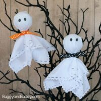 Fabric Ghost Craft
