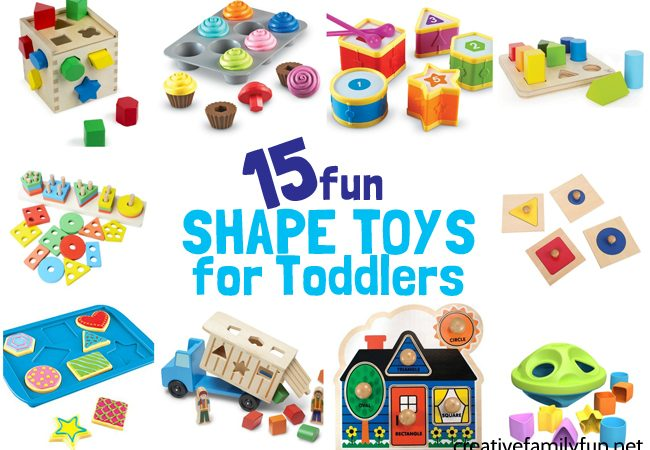 Fun Shape Toys for Toddlers