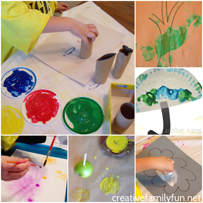 Simple Crafts For Toddlers Creative Family Fun