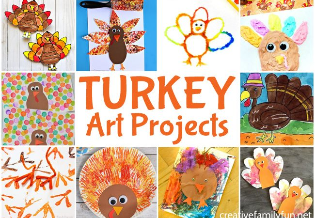 Turkey Art Projects for Kids