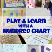 Play and Learn With Fun Hundred Chart Activities