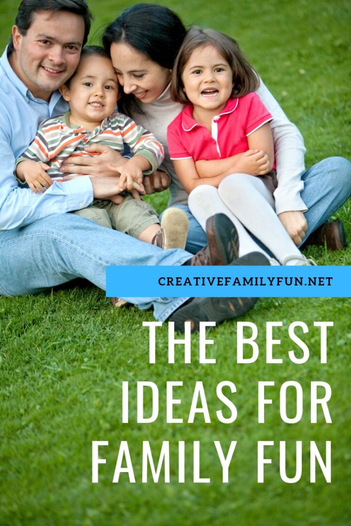 Connect with your family and make lot of memories with these simple and fun ideas for family fun and adventures. You'll have a great time together!