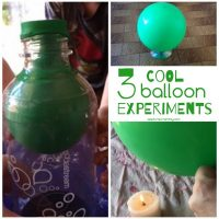 Cool Balloon Experiments