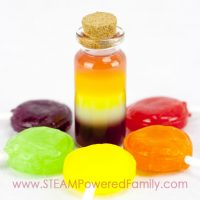 Layered Lollipops – Candy STEM Activity