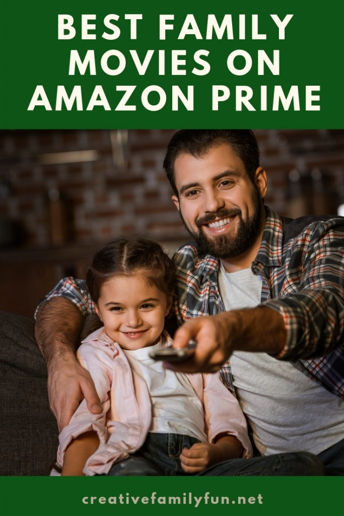 What are you going to watch for your next family movie night? You don't need to look any further than these top family movies on Amazon Prime.