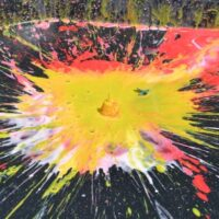 Forces and Motion - Water Balloon Splatter Patterns