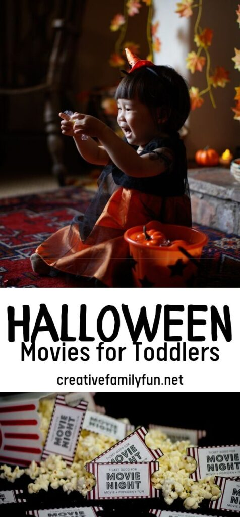 These Halloween movies for toddlers are not too spooky and are just right for your little ones. They'll love these fun and adorable options.