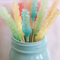 Easy Rock Candy Tutorial