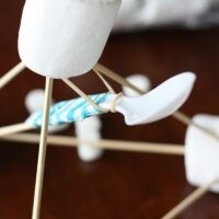 Easy Marshmallow Catapult Activity