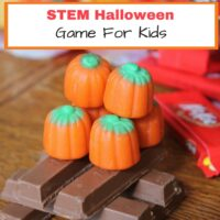 Pumpkin Candy STEM Activity