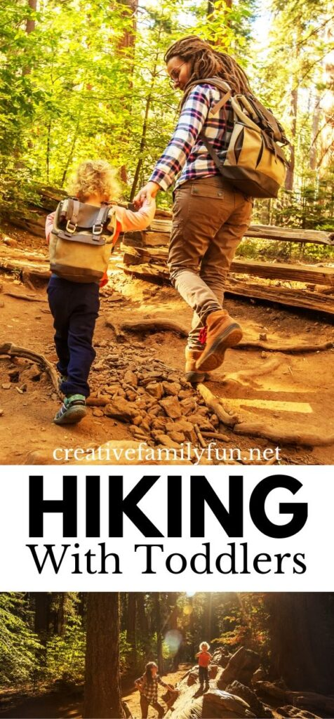 .All the best tips for hiking with toddlers