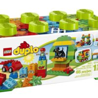 LEGO DUPLO All-In-One Box of Fun (65 Pieces)